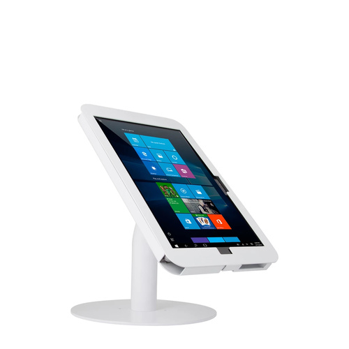 Elevate II Countertop Kiosk for Surface Pro 6/5/4  (White)