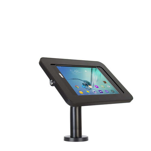 Elevate II Wall/Countertop Mount Kiosk for Galaxy Tab S3 S2 9.7 (Black)